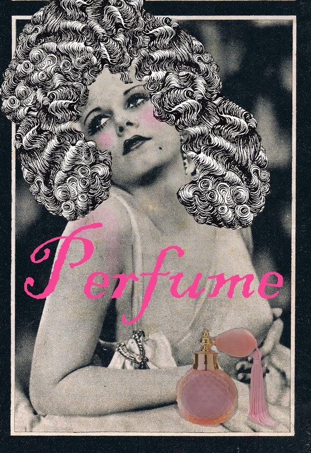 perfumy małe