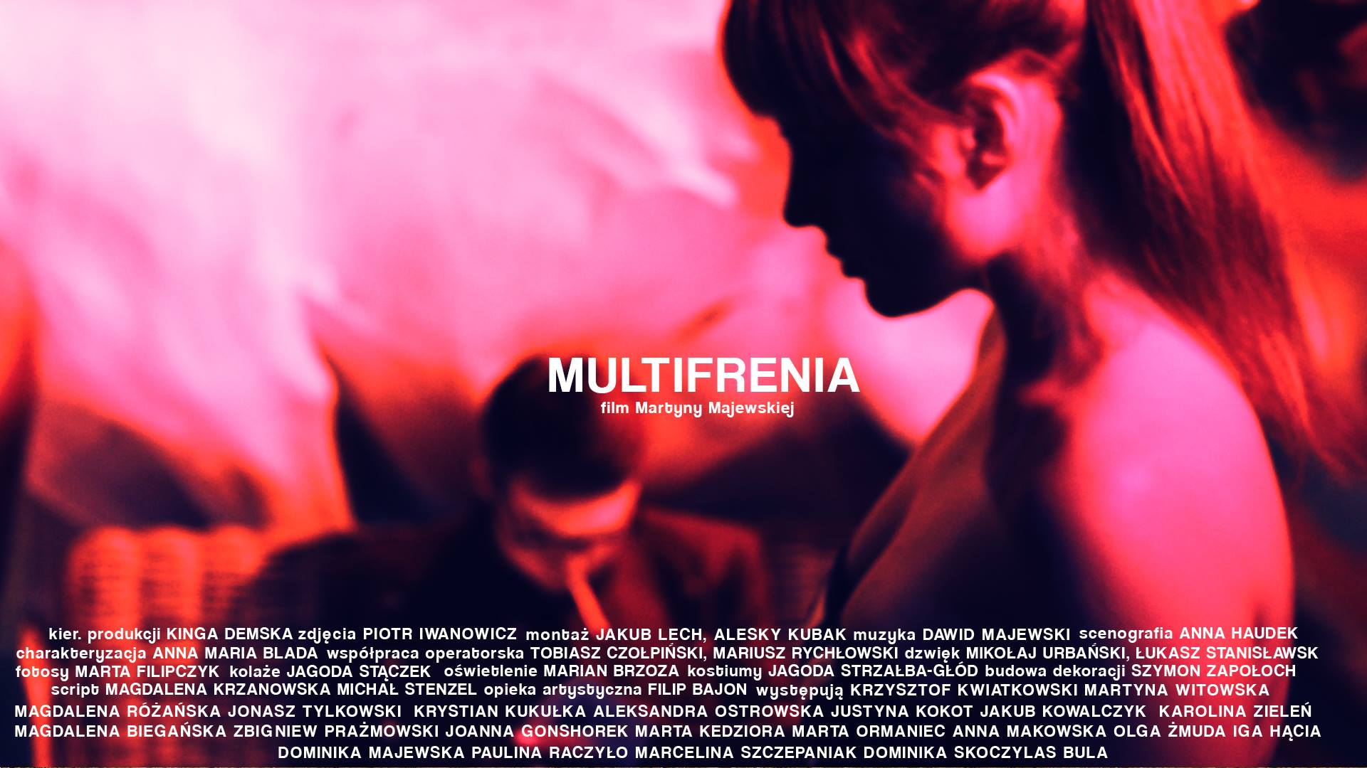 short film MULTIFRENIA